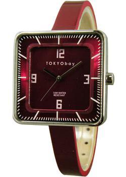 fashion наручные  женские часы TOKYObay T2019-RD. Коллекция Gala