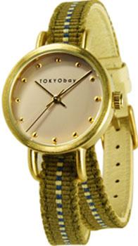 fashion наручные  женские часы TOKYObay T233-GR. Коллекци Obi
