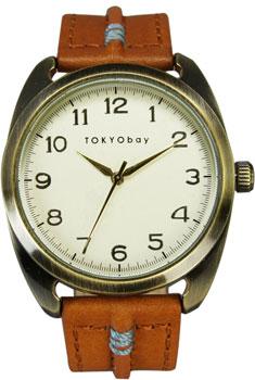 fashion наручные  мужские часы TOKYObay T363-TAN. Коллекци Smith