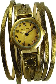 fashion наручные  женские часы TOKYObay T432M-GD. Коллекция Gaucho