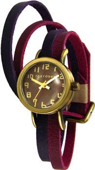 fashion наручные  женские часы TOKYObay T503-PU. Коллекция Leela