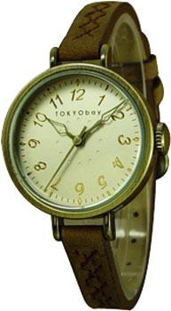 fashion наручные  женские часы TOKYObay T528-BR. Коллекци Charing
