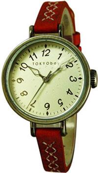 fashion наручные  женские часы TOKYObay T528-RD. Коллекци Charing