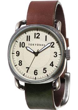 fashion наручные  женские часы TOKYObay T615-GR. Коллекция Ink