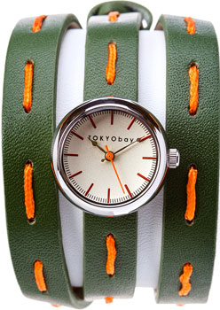 fashion наручные  женские часы TOKYObay T7322-GR. Коллекци Frida
