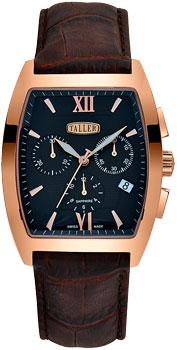 Швейцарские наручные  мужские часы Taller GT123.3.053.02.4. Коллекци Excellent