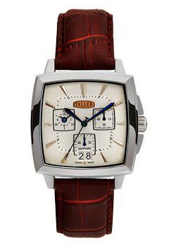 Швейцарские наручные  мужские часы Taller GT190.1.024.02.3. Коллекци Famous