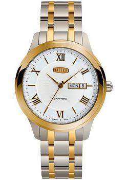 Швейцарские наручные мужские часы Taller GT201.4.022.13.2. Коллекция Priority