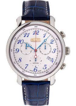 Швейцарские наручные  мужские часы Taller GT381.1.024.04.4. Коллекция Olimpus