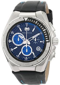 Швейцарские наручные  мужские часы Technomarine 110003L. Коллекци Cruise