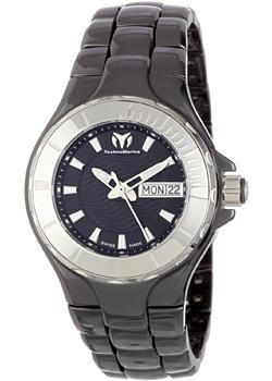 Швейцарские наручные  женские часы Technomarine 110026C. Коллекция Cruise Ceramic