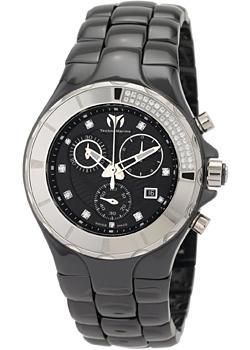 Швейцарские наручные  женские часы Technomarine 110029C. Коллекция Cruise Ceramic