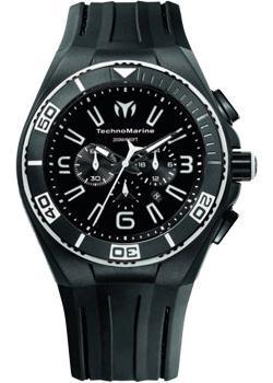Швейцарские наручные  мужские часы Technomarine 112001. Коллекци Cruise