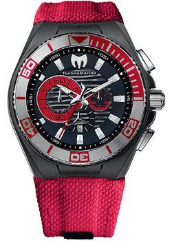 Швейцарские наручные  мужские часы Technomarine 112012. Коллекци Cruise