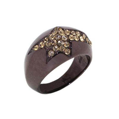 Серебряное кольцо  T21061MJ