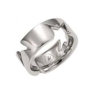 Серебряное колье  T21095