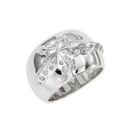 Серебряное кольцо  T22006Z