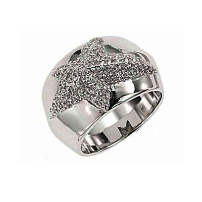 Серебряное кольцо  T22060Z