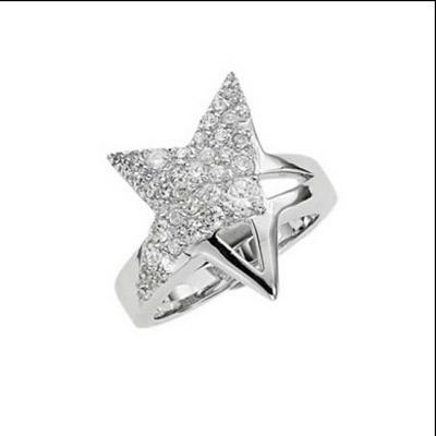 Серебряное кольцо  T22101Z