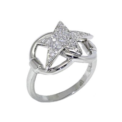 Серебряное кольцо  T22143Z