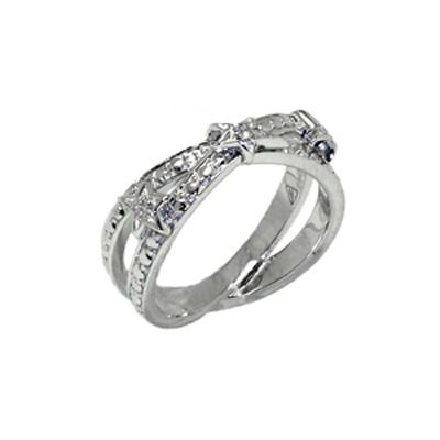 Серебряное кольцо  T22154Z