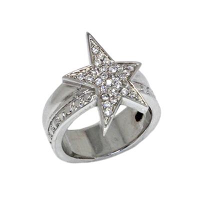 Серебряное кольцо  T22158Z