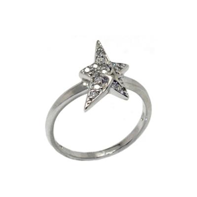 Серебряное кольцо  T22159Z