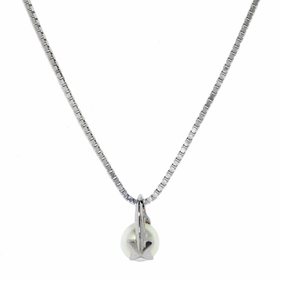 Серебряная цепь  T42151W