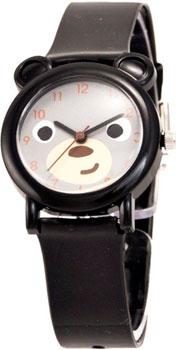 мужские часы Tik-Tak H110-1-chern-chernyj-cif. Коллекция Тик-Так