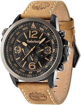 fashion наручные мужские часы Timberland TBL.13910JSBU_02. Коллекция Campton