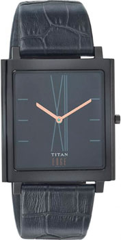 мужские часы Titan 1599NL01. Коллекция EDGE