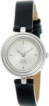 женские часы Titan 2498SL01. Коллекция RAGA