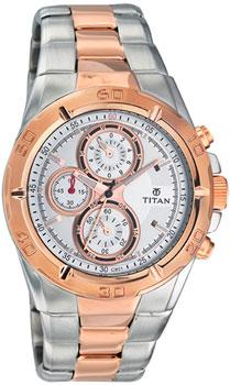 мужские часы Titan 9308KM01. Коллекция DRESS