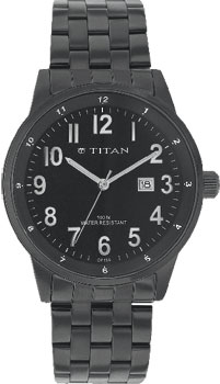 мужские часы Titan 9441NM01J. Коллекция FORMAL