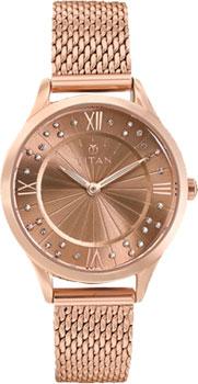 женские часы Titan 95020WM01J. Коллекция PURPLE