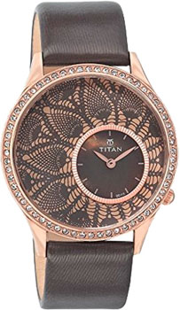 женские часы Titan 9959WL02. Коллекция PURPLE