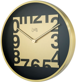 мужские часы Tomas Stern TS-4006G. Коллекция Настенные часы