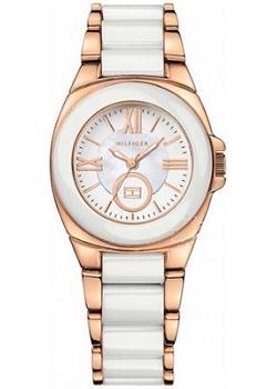 fashion наручные  женские часы Tommy Hilfiger 1781019. Коллекция Ceramic