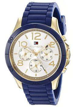 fashion наручные  женские часы Tommy Hilfiger 1781523. Коллекция Alex