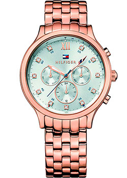 fashion наручные  женские часы Tommy Hilfiger 1781611. Коллекция Amelia