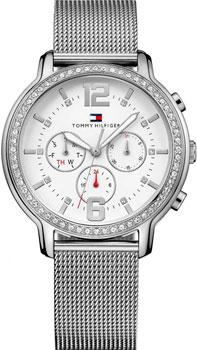 fashion наручные женские часы Tommy Hilfiger 1781659. Коллекция Fashion