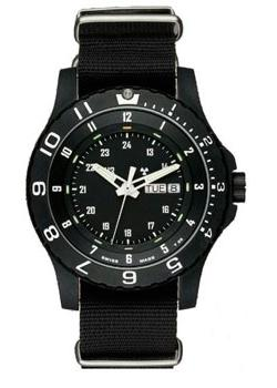 Швейцарские наручные  мужские часы Traser TR.100072. Коллекци Military
