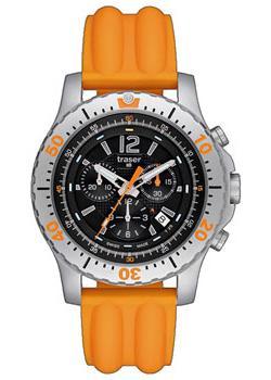 Швейцарские наручные  мужские часы Traser TR.100202. Коллекци Sport
