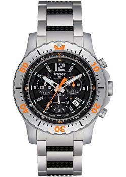 Швейцарские наручные  мужские часы Traser TR.100213. Коллекци Sport