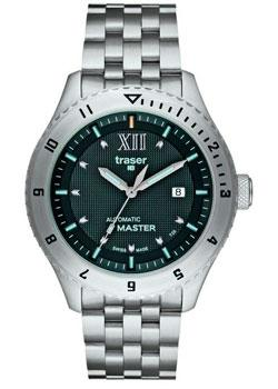 Швейцарские наручные  мужские часы Traser TR.100222. Коллекци Classic