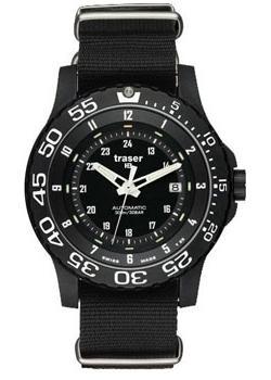Швейцарские наручные  мужские часы Traser TR.100267. Коллекци Professional