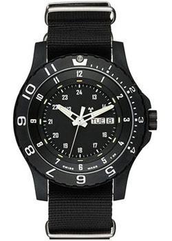 Швейцарские наручные  мужские часы Traser TR.100269. Коллекци Military