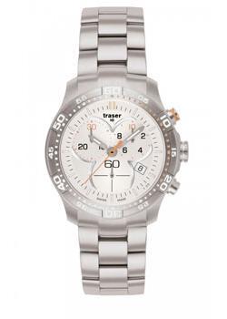 Швейцарские наручные  женские часы Traser TR.100279. Коллекци Ladytime