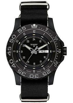 Швейцарские наручные мужские часы Traser TR.100285. Коллекция Professional