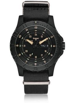 Швейцарские наручные мужские часы Traser TR.100289. Коллекция Professional